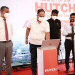 HUTCH inaugurates the Gamata Sannivedanaya- WeniwelAra Tower providing internet connectivity to over 1,000 rural students